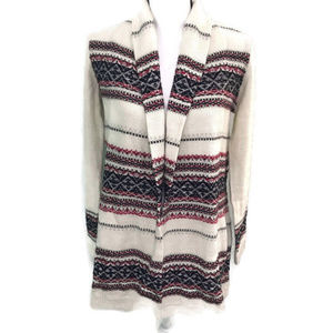 Style & Co Multicolored Cozy Cardigan NWT